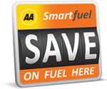 Save on petrol with AA Smartfuel