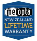Meopta New Zealand Lifetime Warranty