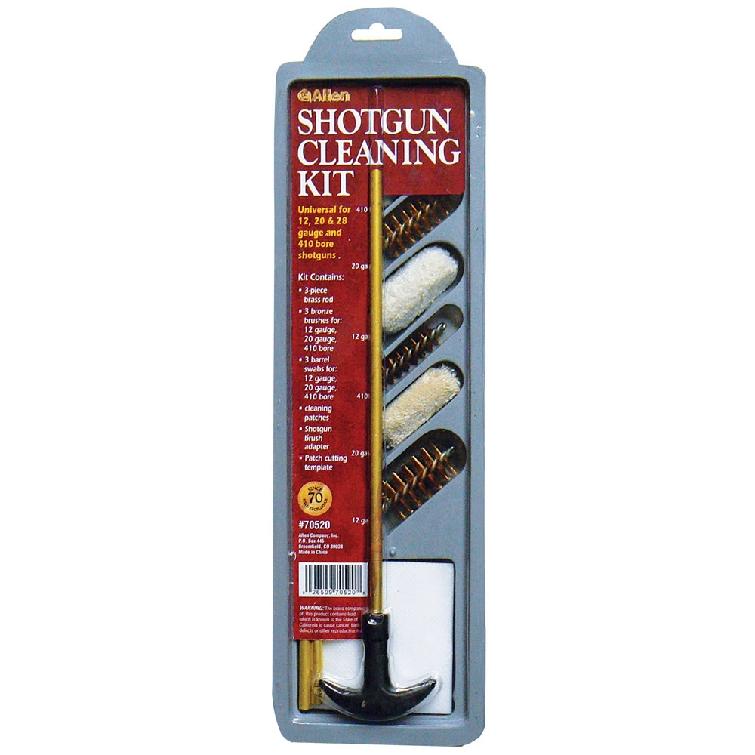 Allen Cleaning Kit - Shotgun 12G, 20G, 28G,  410 | AC70520